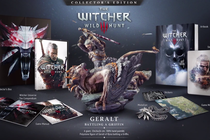 Анонс The Witcher 3: Wild Hunt Collector's edition