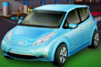 SimCity DLC NISSAN LEAF Origin бесплатно