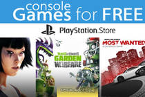 Шара от сони  GAMES for FREE: Nfs + Mirror's Edge + Garden Warfare