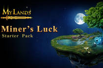 My Lands: Miner's Luck - Starter DLC Pack Бесплатно!