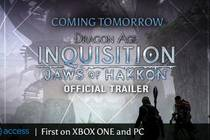 Новое дополнение к Dragon Age: Inquisition - Jaws of Hakkon.