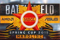 AMD & ASUS BFHL Spring Cup MBGL 2015