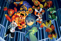 Анонсирована Mega Man Legacy Collection