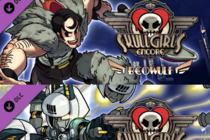 Skullgirls DLC Robo-Fortune AND Beowulf БЕСПЛАТНО