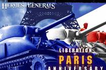 Heroes & Generals 200 gold steam free (Liberation of Paris)