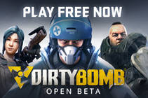 Dirty Bomb 2 DLC Logitech and alienware steam free