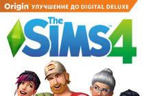 The Sims 4 DLC Digital Deluxe Upgrade Origin free