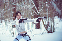 Cosplay Tomb Raider: Legend