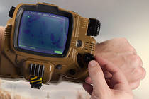 Настоящий Pip-Boy Model 3000 Mk IV из Fallout 4