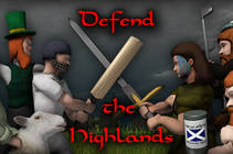 Раздача игры Defend The Highlands от IndieGala.