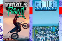 Раздача Cities: Skylines в EGS и Trials Rising в Ubisoft Connect